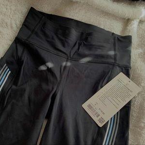NWT lululemon speed crop leggings